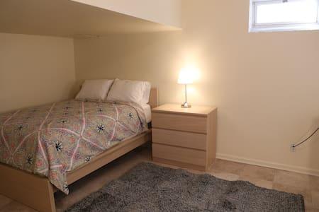WALKOUT BASEMENT BEDROOM ON 15 ACRES  NEW MATTRESS - Willis