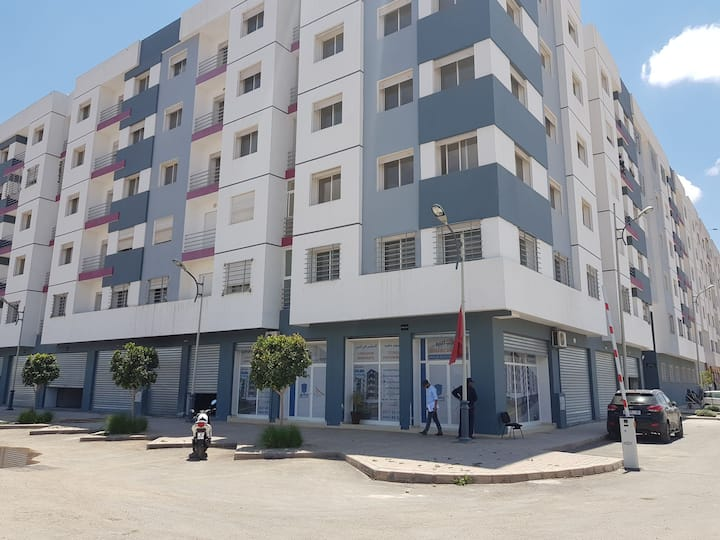 Appartement centre de settat