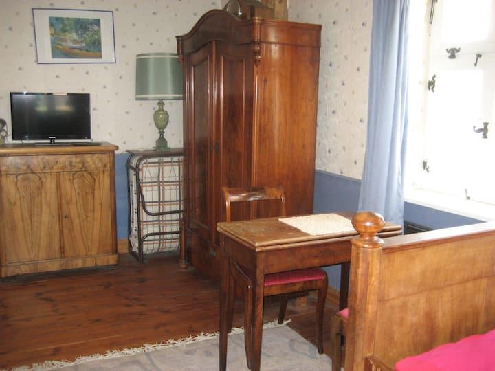 Ferienwohnung Gottsbüren (Trendelburg-Gottsbüren) -, 2 Zweibettzimmer mit Bad und WC