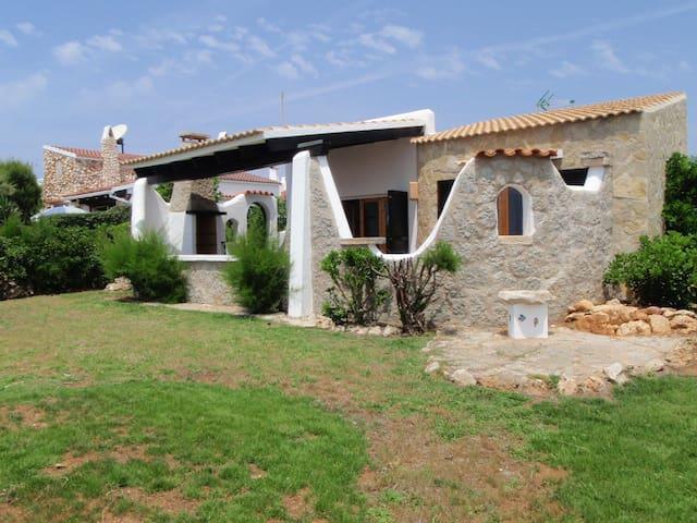 vivir en primera línea de mar - Ciutadella de Menorca - Casa