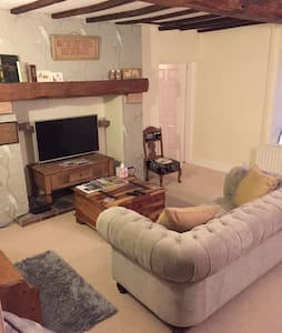 15th Century Peak District Farm House Dog Friendly - Youlgreave - Pousada