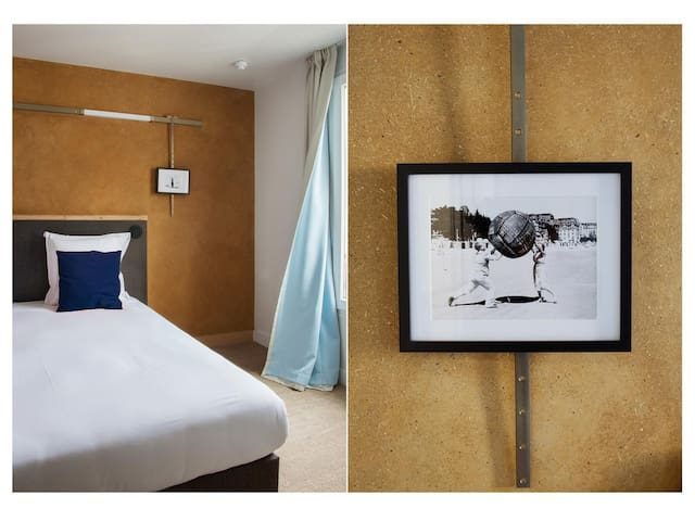Stylish Room for 1  at République *Free Breakfast