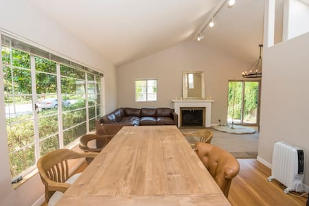 Beautiful House in Quiet and Friendly Palo Alto - Palo Alto - Maison