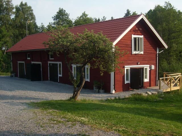 EKENGARD, luxe house in stable, HOUSE SÖDERGARD