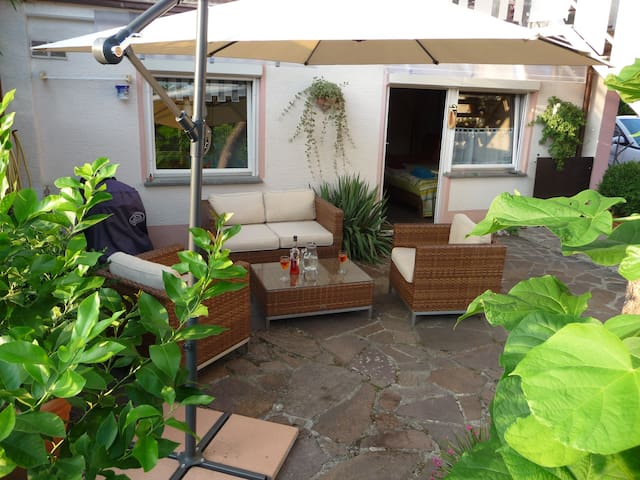 kleine, aber feine Fewo im Grünen - Radolfzell - Apartamento