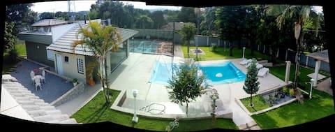 Home in condominium in Itatiba