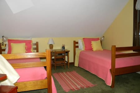 Twin Beds In Country Cape - New Gloucester - Hus