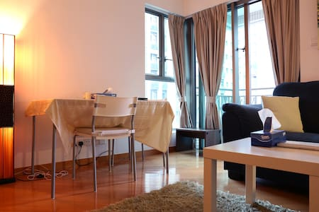 Gorgeous furnished 2bed apartment