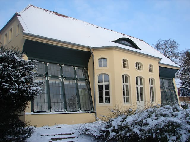Mansarde am Schlosspark Krumke