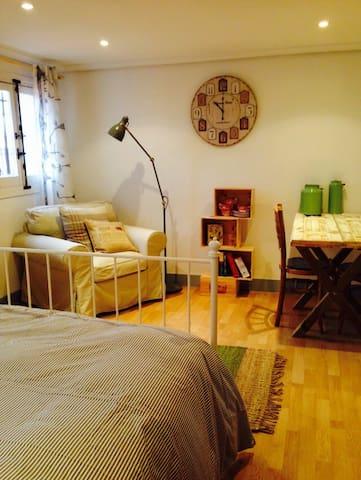 Encantador piso frente al Prado - มาดริด - บ้าน
