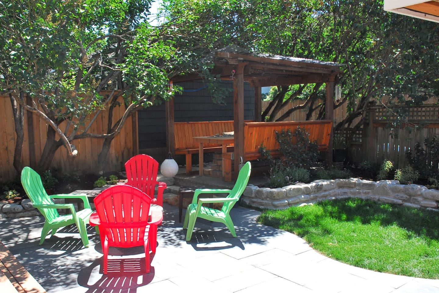 tiny house backyard bungalow next to green lake bungalows for