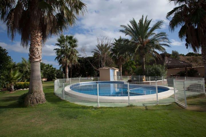 Villa La Valette En Valencia - Picassent - 別荘