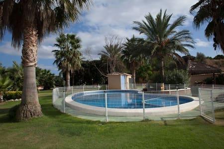 Villa La Valette En Valencia - Picassent - Villa