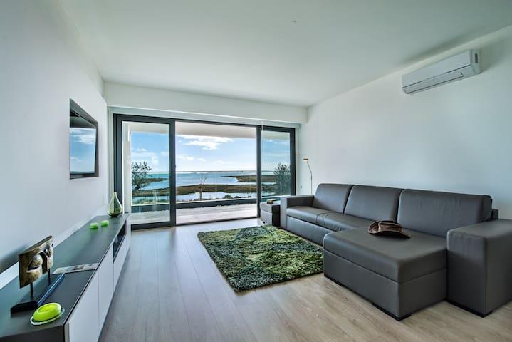 Apartment Tranquilo - Fuseta - Huoneisto
