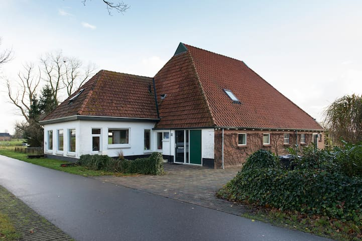 Logeerkamer in Friesland