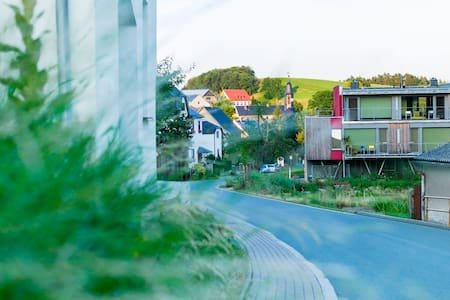Modern gestaltetes Gästehaus  - House