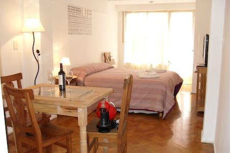Hermoso Apartamento en Recoleta - Buenos Aires - Lejlighed