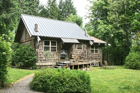 Cowboy Cabin - Westfir - Cottage