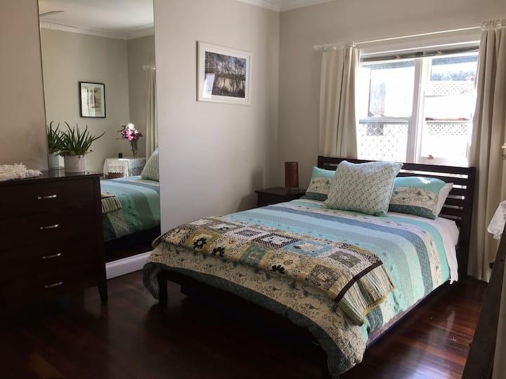 Spacious 2 bedrooms + bathroom