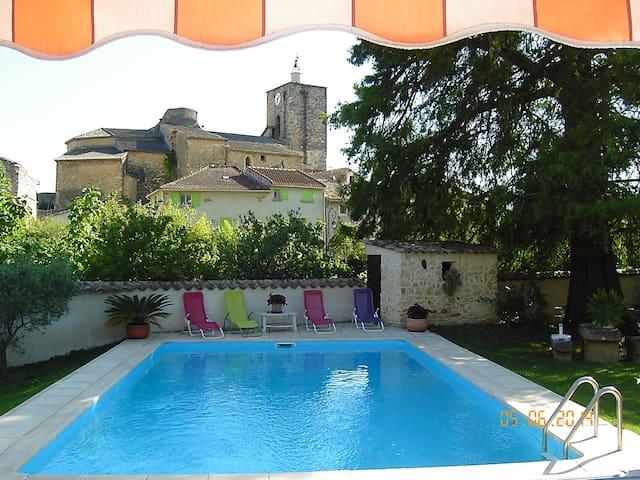 Villa avec piscine en provence  - Piolenc - Casa de camp