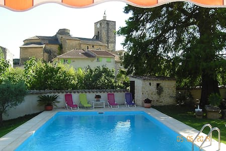 Villa avec piscine en provence  - Piolenc - Villa