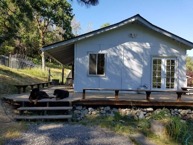 Peaceful Cottage in the Applegate Wine Country
