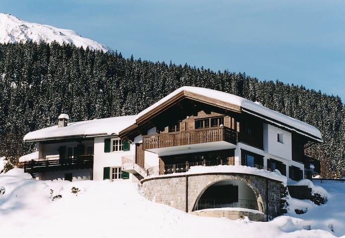 Familienurlaub in Klosters-Serneus - Klosters-Serneus - Rumah