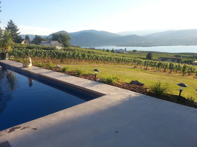 Naramata Vineyard - Naramata - House