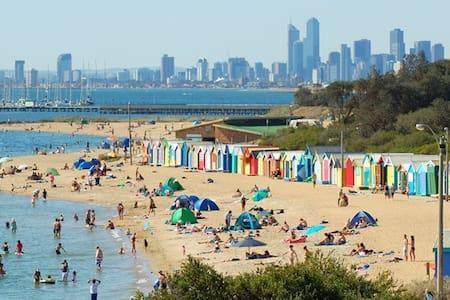 Love the beach, golf or stroll in the park?