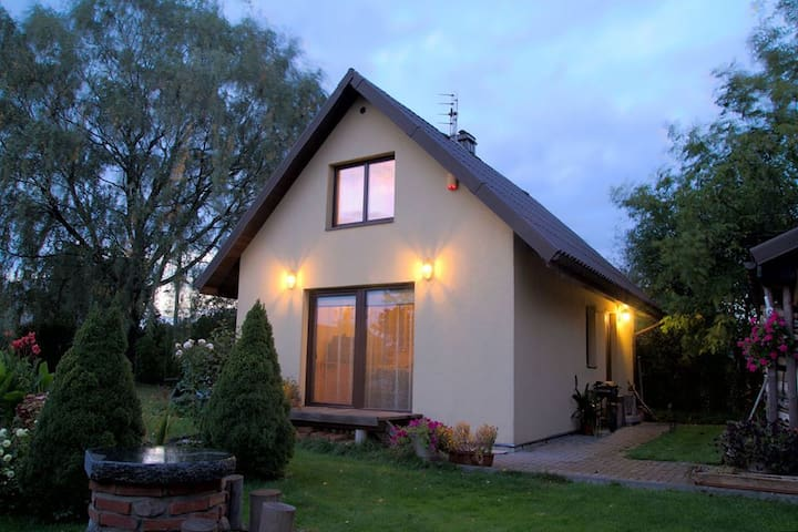 Small cozy house - Kaunas - House