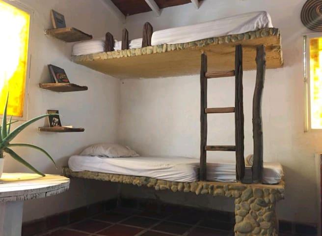 Dormitorio Compartido