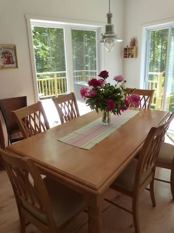 Magog Cottage Close to Mount Orford city. - Orford - Cabaña