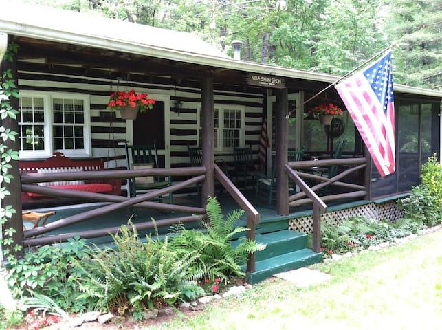 Gettysburg Area Creekside Cabin - Newville