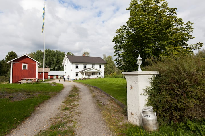 Beautiful authentic swedish house