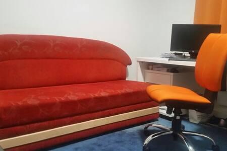 new room - Kaiserslautern - Huoneisto