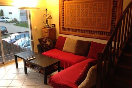 Grande et belle chambre dans maison - Fontenay-aux-Roses - Casa