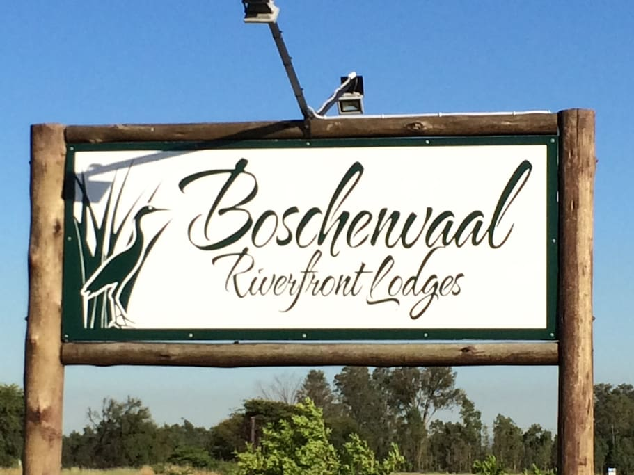 The entrance to Boschenvaal