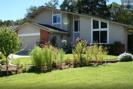 Lovely 4 bedroom, 3 bath home in Alamden - San Jose