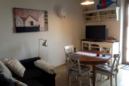 Room type: Entire home/apt Property type: Apartment Accommodates: 2 Bedrooms: 2 Bathrooms: 2