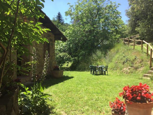 La Cabana de Mas Pardas (2-3 places) - Santa Pau - Dom