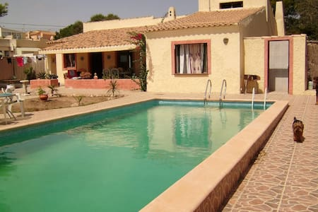 Chalet Pedrito is a self catering guest house. - Orihuela - Pensione