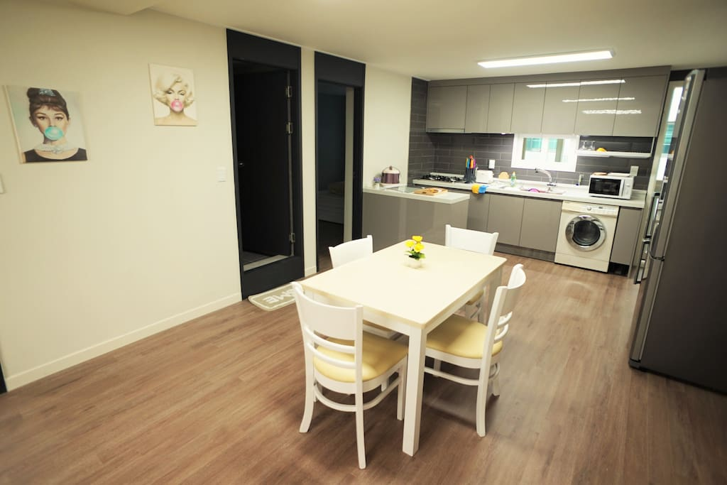 Kitchen, 厨房, 台所, Cooking and Eating area