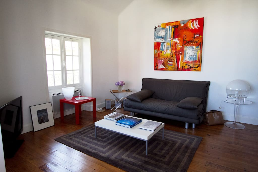 Appart biarritz vue acces mer appartements louer biarritz aquitaine france - Chambre hote biarritz vue mer ...