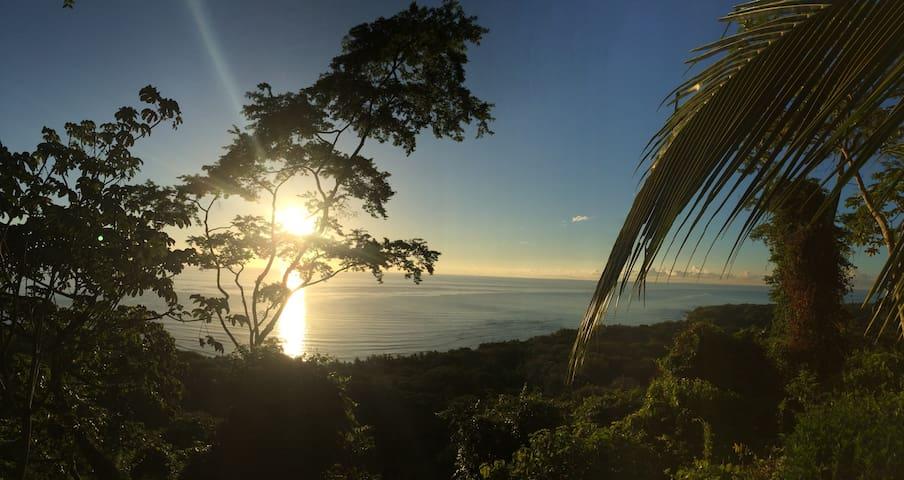 Montezuma ocean view, Wildlife, Eco - Montezuma - Rumah