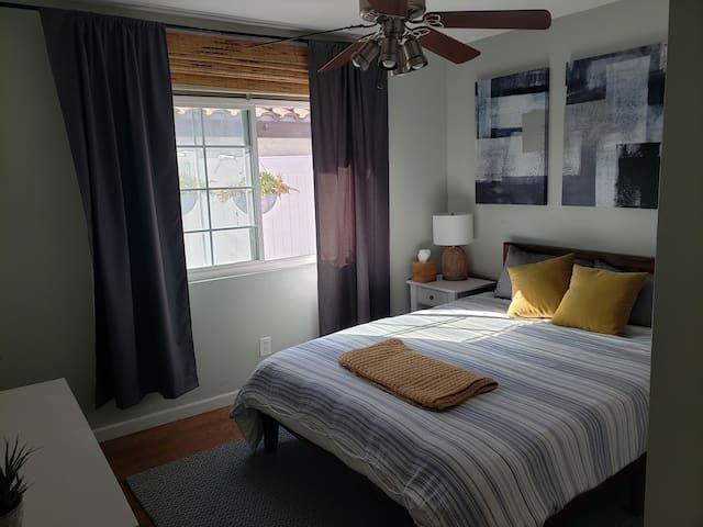 Central Oceanside room