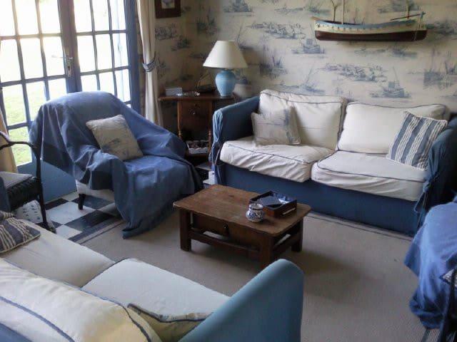 Maison 150 m2  1 km de la plage - Villers-sur-Mer - Dům