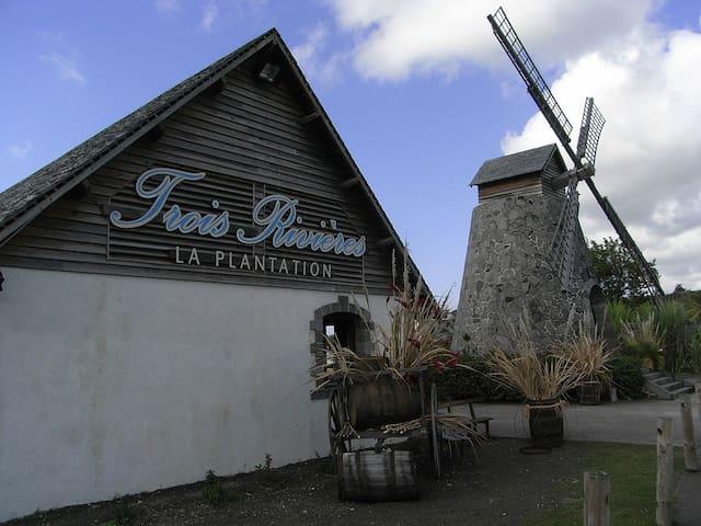 La Distillerie Trois Rivieres