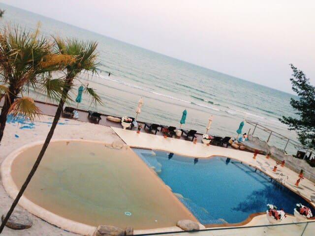 Hua-Hin Beach, My Resort - Hua-hin - Apartment