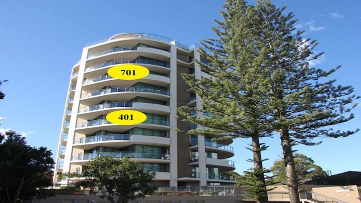 Twin Pines 701 - CBD Location