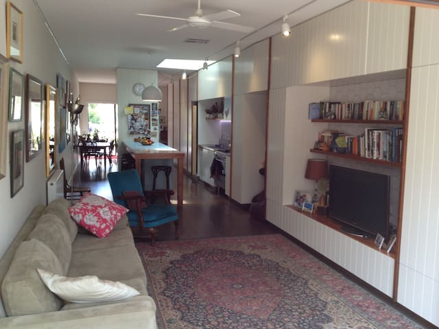 Quiet family home inner Melbourne - Clifton Hill - House